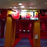 j-world tokyo(ジェイワールド東京)に行ってきた!感想レポート♪