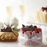 東京の一流ホテルの人気クリスマスケーキ(2013年)を予約&購入!オススメをピックアップ!