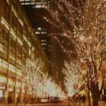 2013年の丸の内(東京駅)クリスマス「イルミネーション」おすすめスポット!期間・点灯時間帯・地図をチェック!
